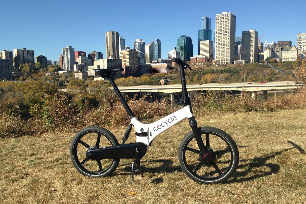 The 2020 GoCycle GX sells for US$3,299