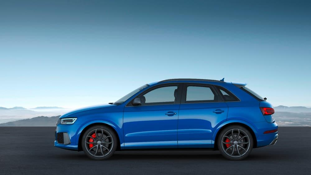 The Audi Q3 can be fitted with Audi's new air filter