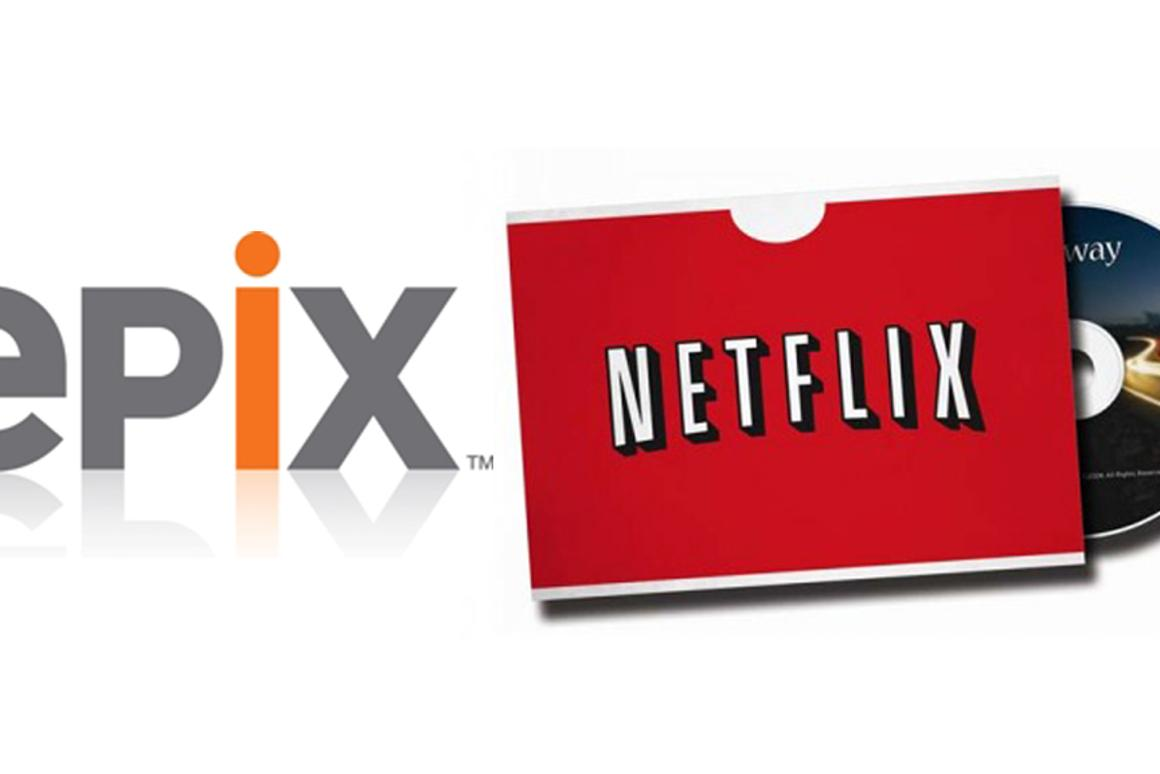 Epix has opened its library up to Netflix