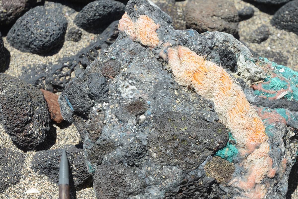 Rocks fused with plastic, first discovered on a Hawaiian beach in 2014, could be one of the geological proofs needed to declare that human activity has triggered a new geological epoch, called the Anthropocene