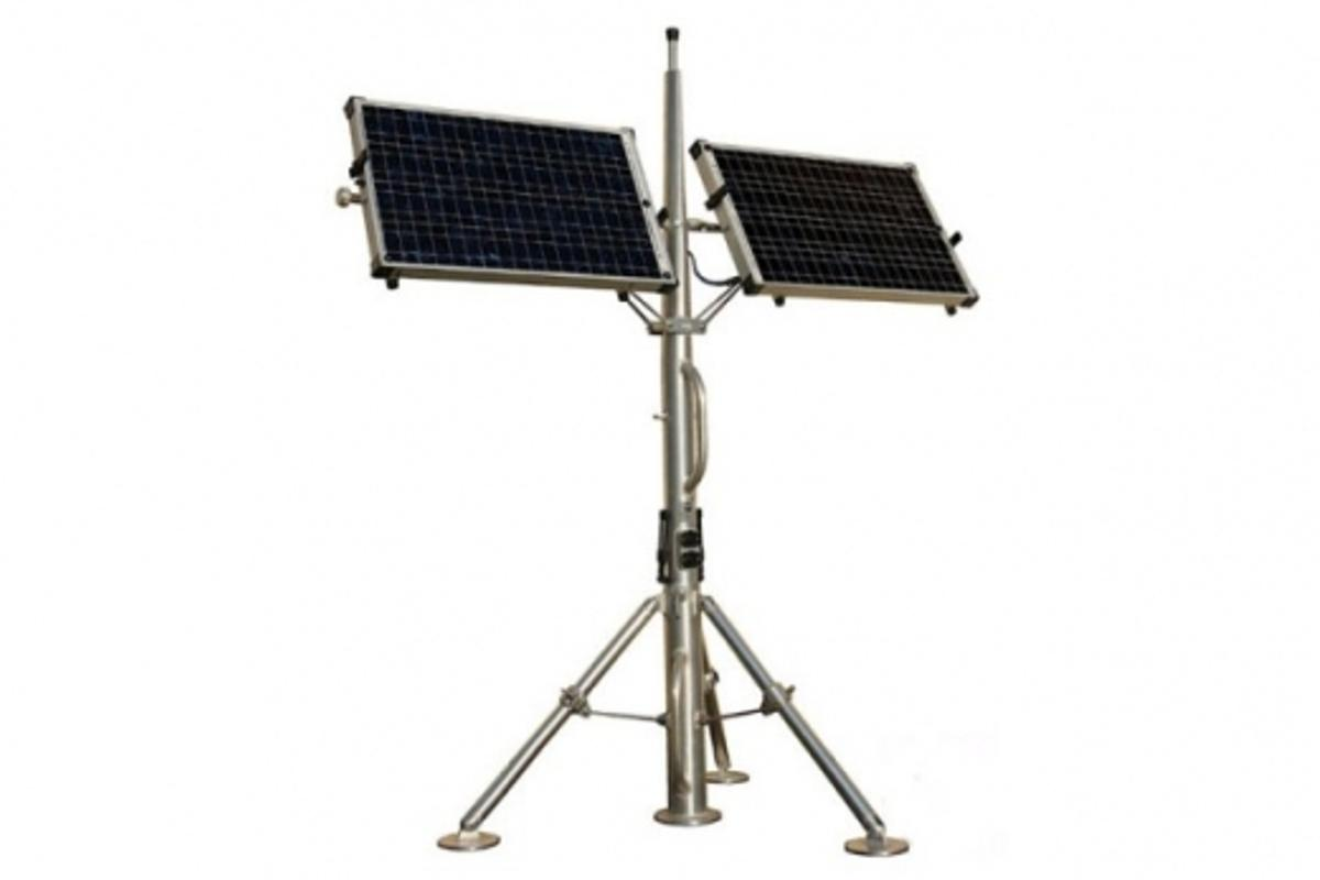 Solar Stik portable solar generator