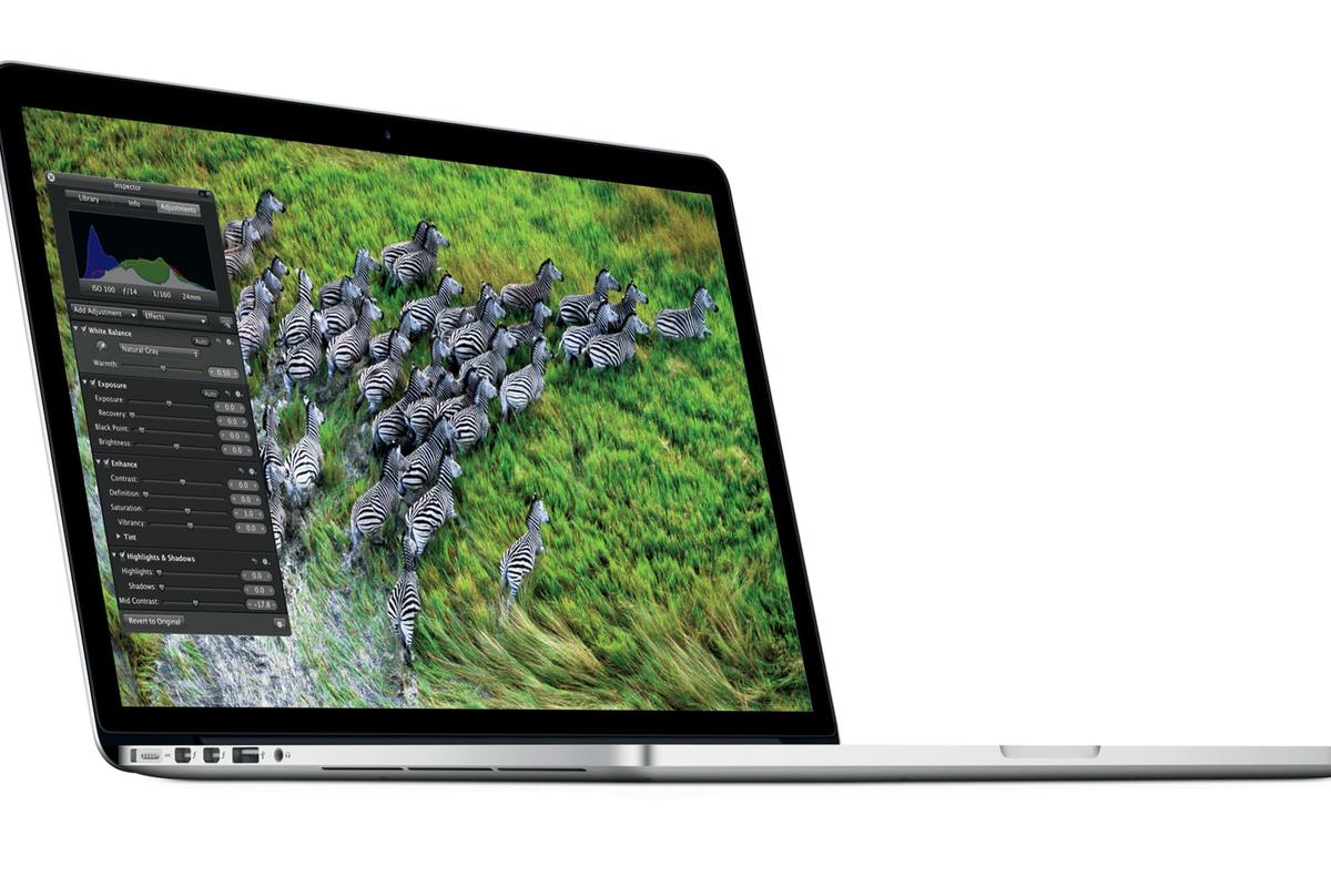 Apple has unveiled its latest MacBook Pro
