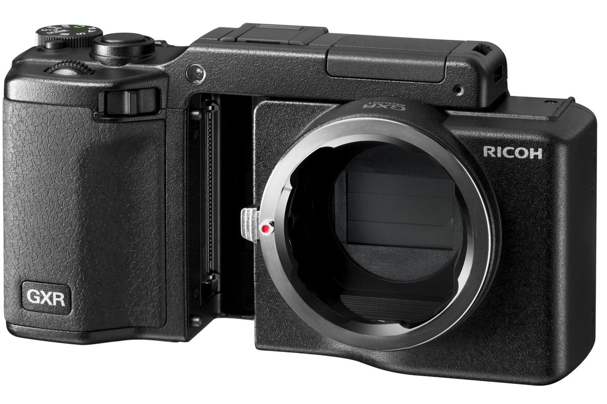Ricoh has announced a September release for its new M-mount lens unit for the GXR modular camera system