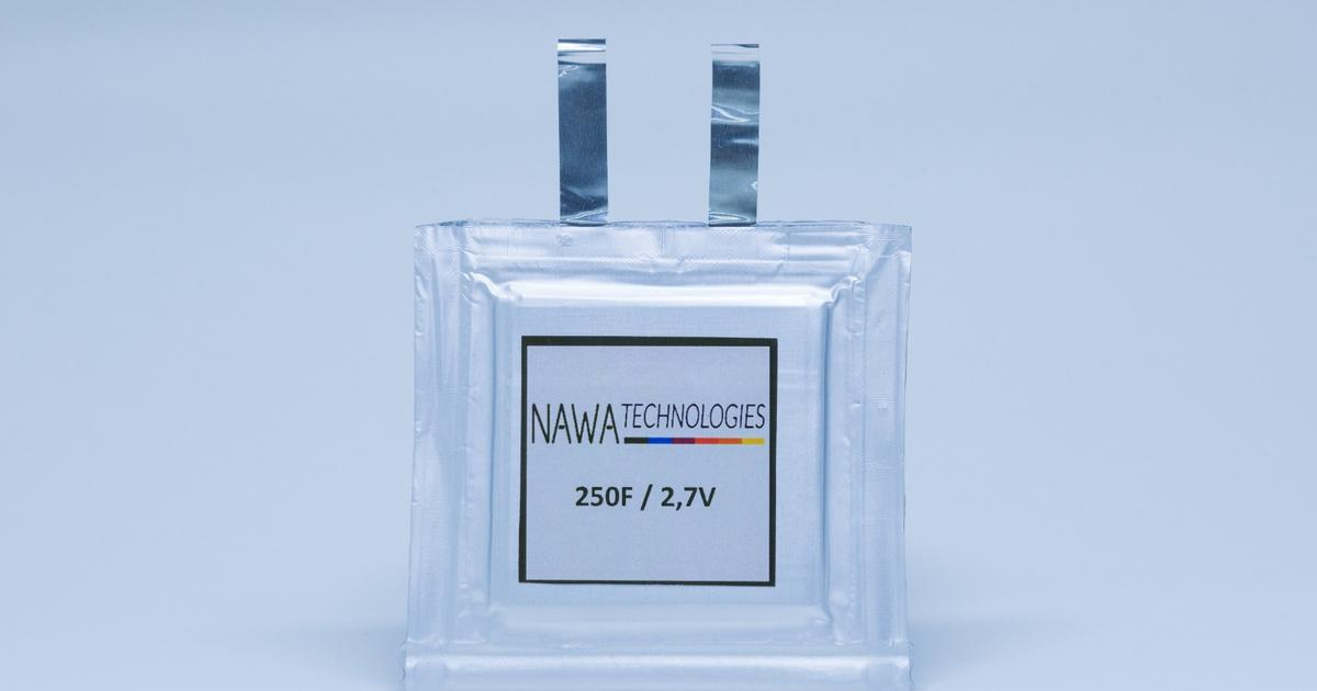 Nawa's carbon nanotube ultra-capacitors are going into mass production