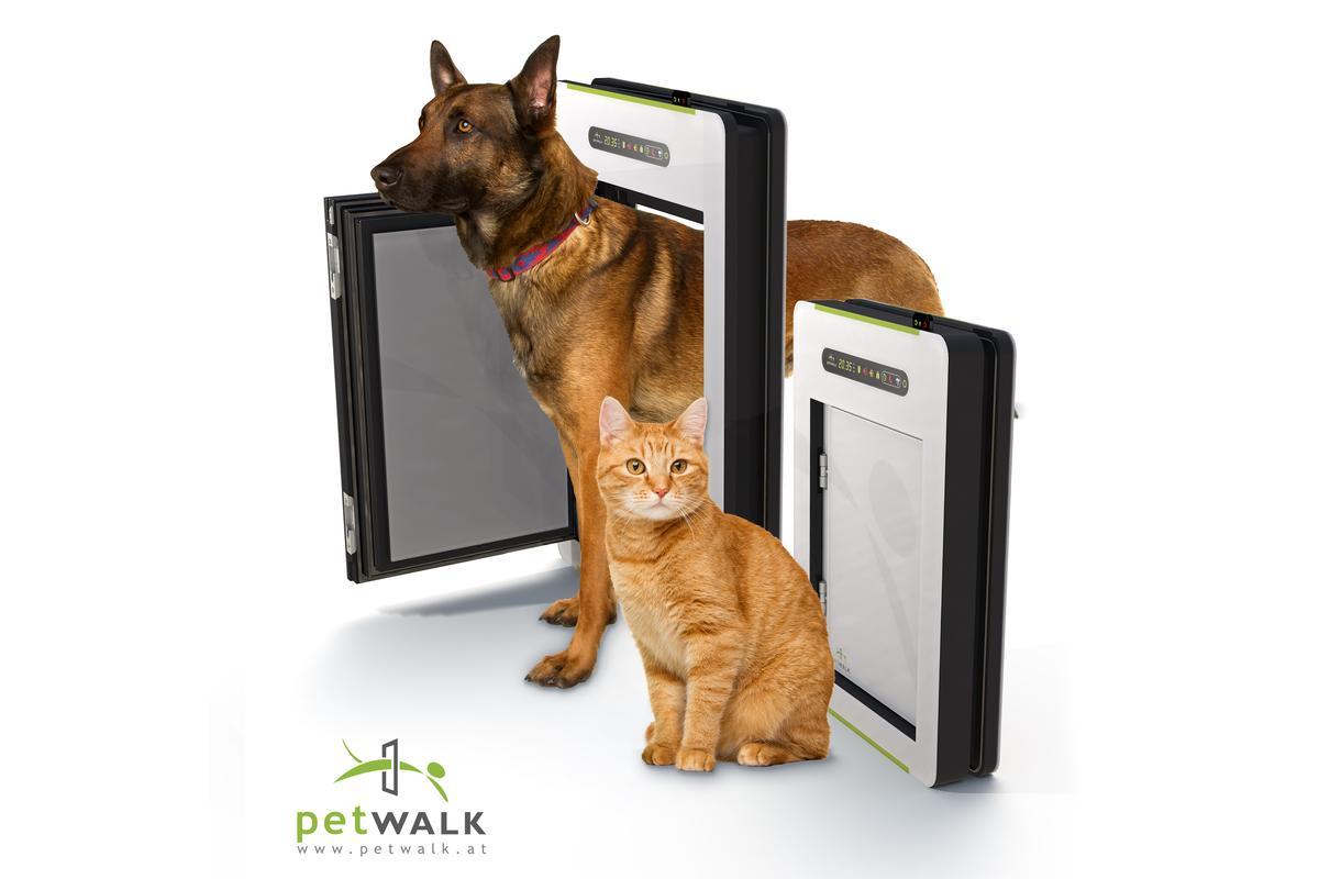 Petwalk doors (Photo: © Petwalk)
