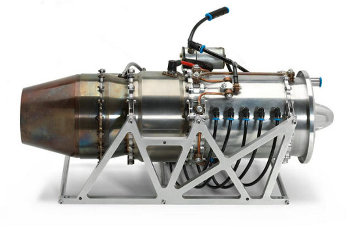 Bladon Jets high efficiency micro gas turbine engine