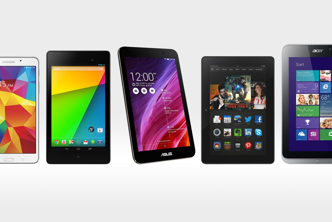 You can get your hands on some great tablet hardware without breaking the bank