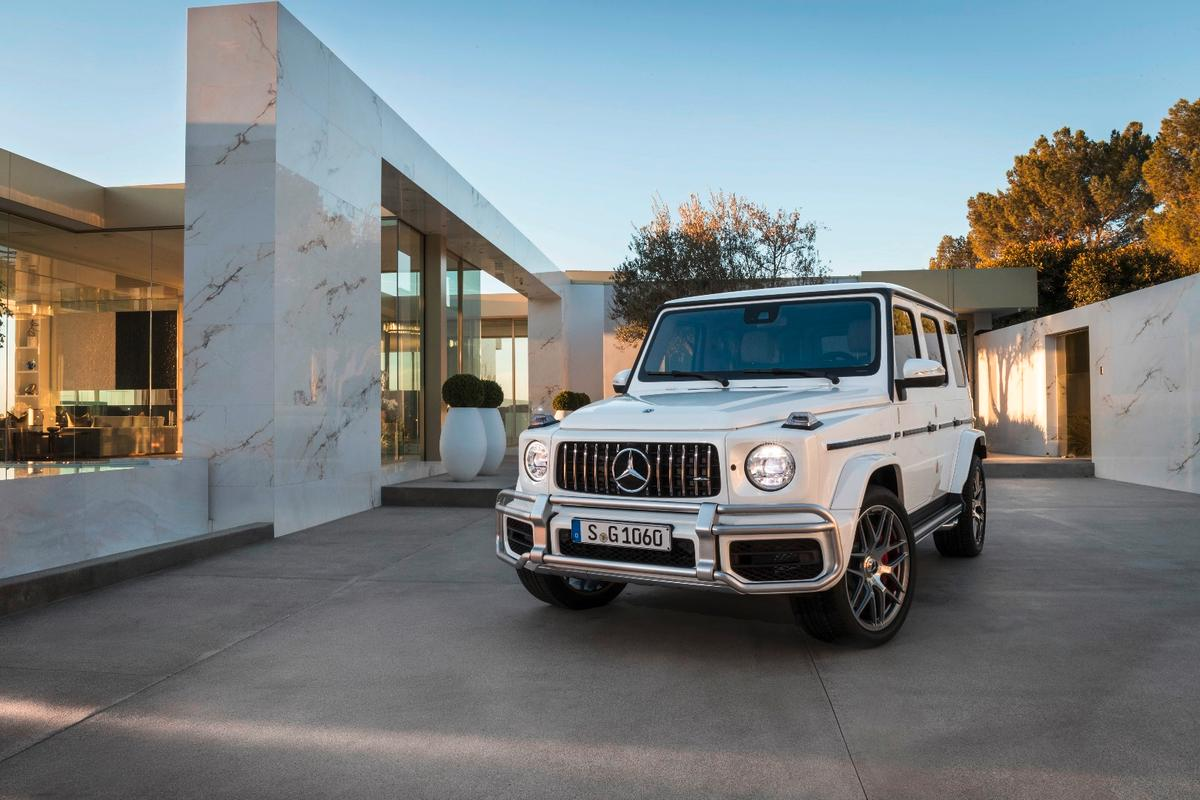 Fans of the Mercedes G have been waiting to see what the factory performance arm, AMG, will do with the all-new G Class
