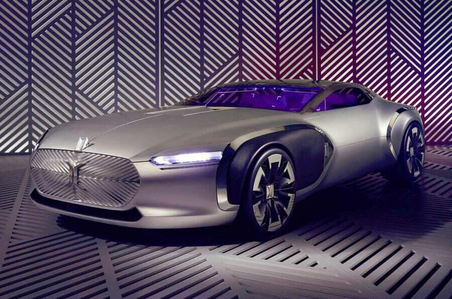 Design teams at Groupe Renault have been regularly tasked with working on forward-looking subjects that may predict possible future vehicles completely unrelated to Renault range renewals
