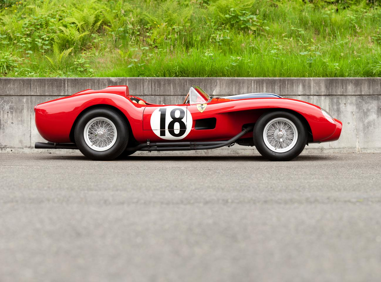 Ferrari 250 Testa Rossa Sets World Auction Record Us164