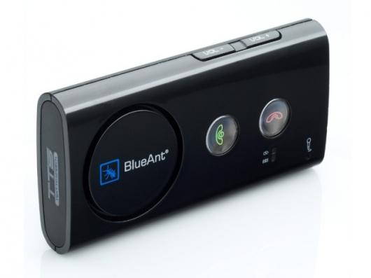 The BlueAnt Supertooth 3 portable speakerphone