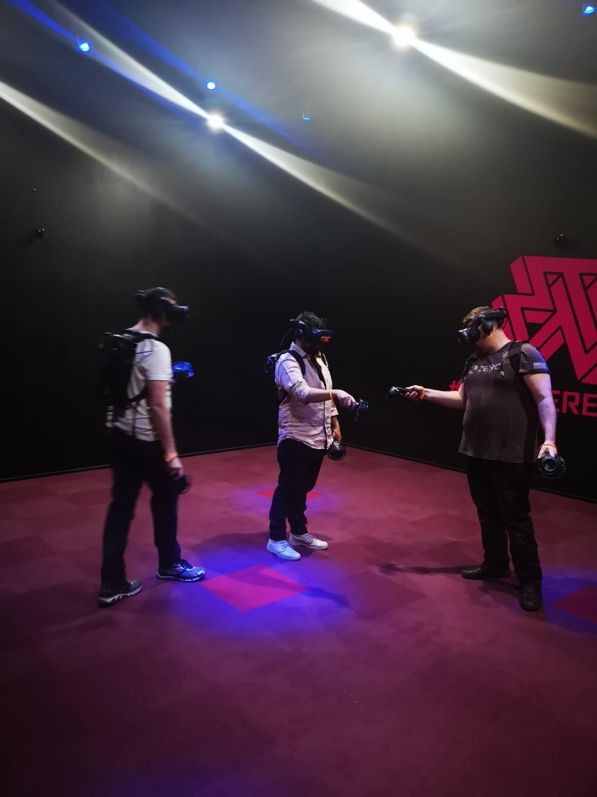 Autron VR can offer plenty that a regular escape room can't