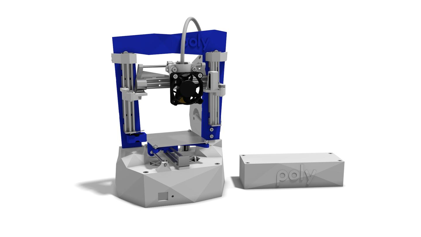 The base model Poly 3D is expected to retail for €249
