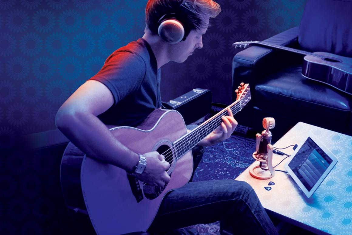 Blue Microphones has released the Spark Digital microphone that's capable of delivering professional-quality audio to an iDevice or any computer, laptop or tablet with USB input
