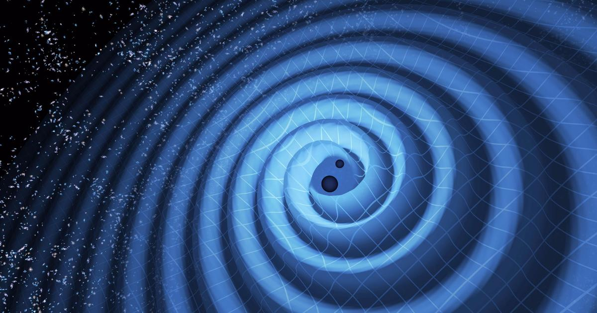 Astronomers may have detected background ripples in spacetime itself