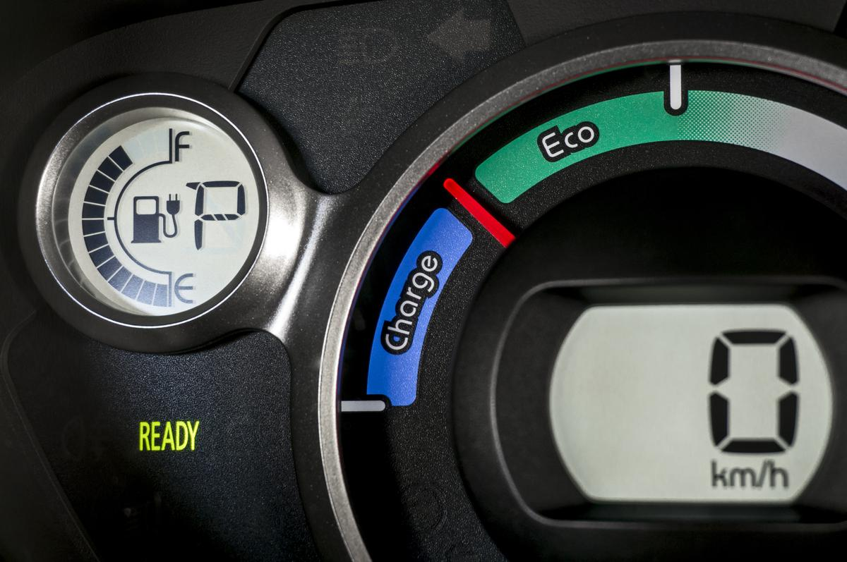 The system should give drivers a better idea as to whether their current charge level will get them to their destination (Photo: Shutterstock)
