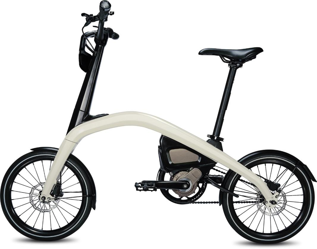 GM isn't giving anything away at this point, but we can see a mid-drive electric motor running the show on its new e-bikes