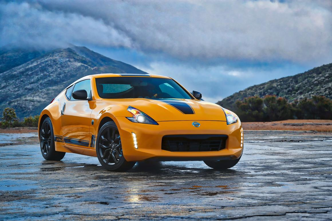 Nissan gets started with the Z's 50th birthday celebration a little early