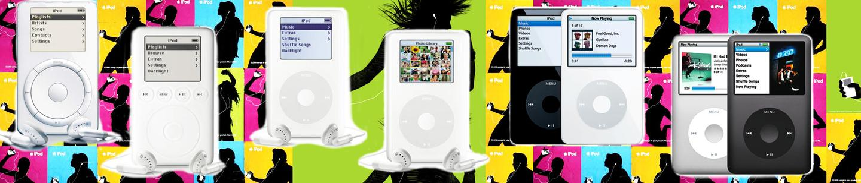 iPod timeline