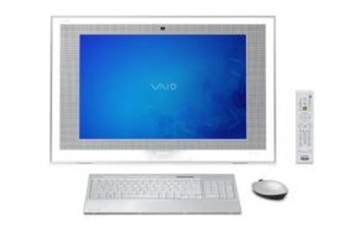 VAIO LT HD PC/TV