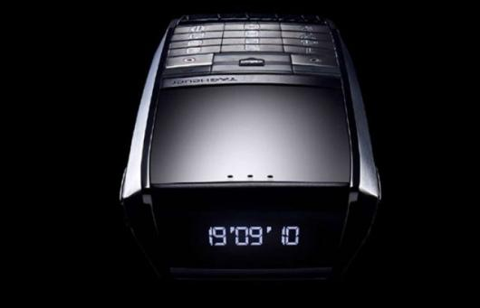 TAG's dual-screen Meridiist mobile handset