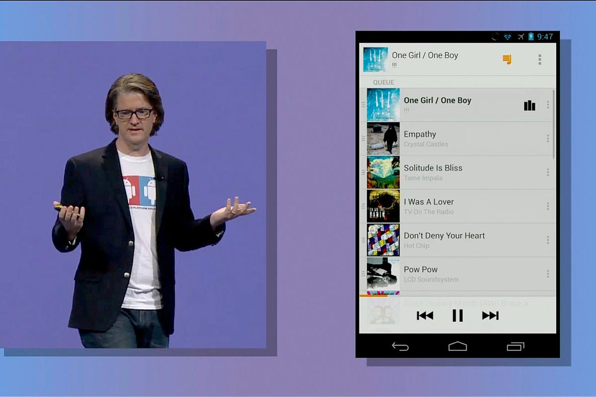 Google Play Music All Access was announced today at the Google I/O developer conference