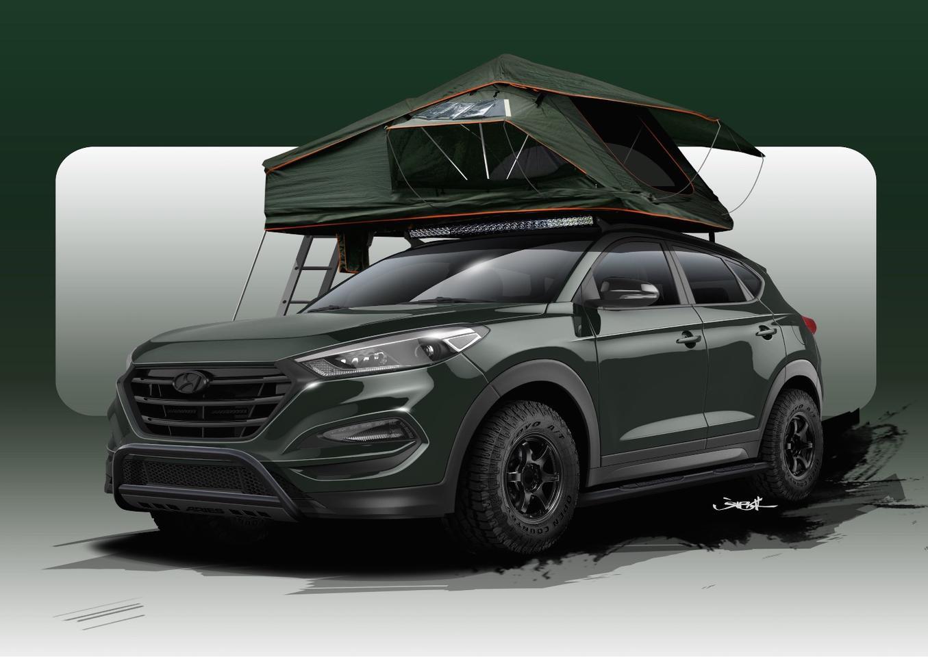 Hyundai Tucson Adventuremobile by John Pangilinan