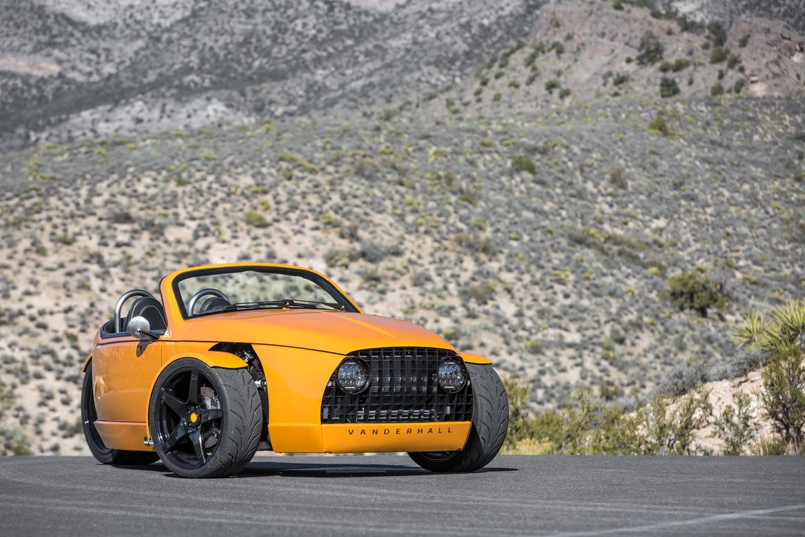 Vanderhall treads a unique path to weekend fun with three