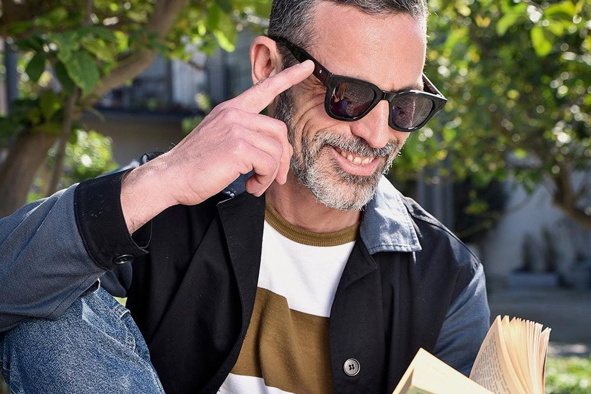The 32ºN sunglasses are currently the subject of a Kickstarter campaign