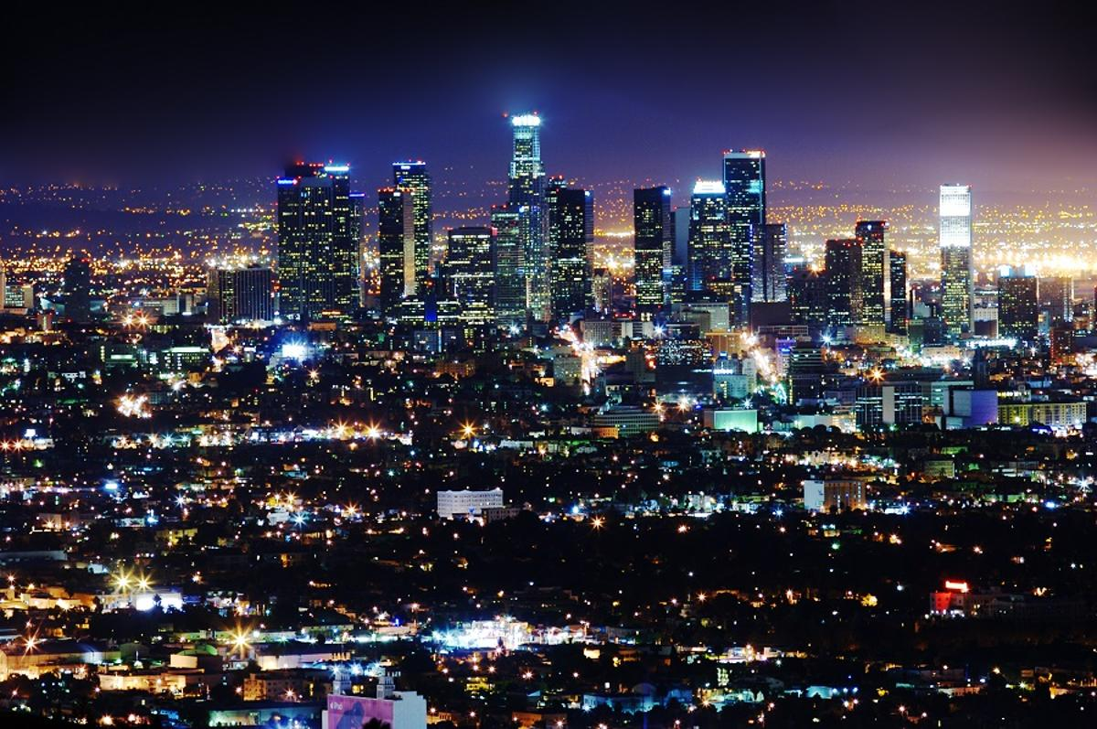 Los Angeles will reduce its street lighting energy consumption by up to 70 percent, by switching to LEDs