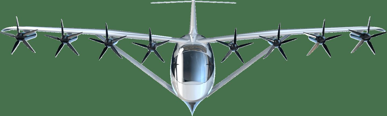 La propulsion électrique gardera les choses simples et bon marché, et un hydroptère donnera au design Regent des avantages dans l'eau