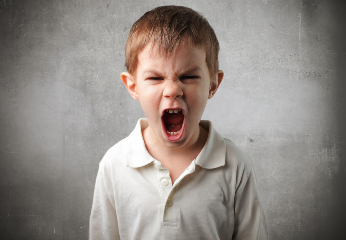An experimental new video game is designed to help children with anger problems to control their temper (Photo: Shutterstock)