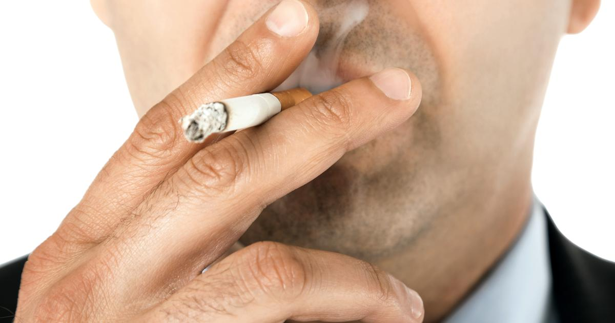 Forensic tech shows if samples come from smokers