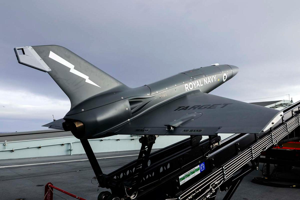 The Banshee could replace the Hamk trainer in defense exercises