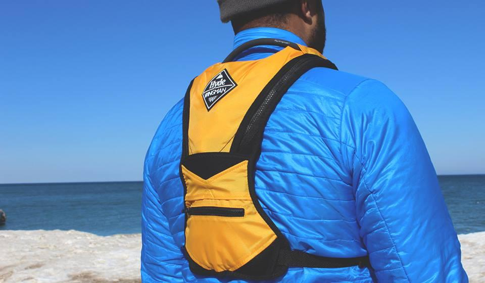 The Wingman is available in four colors