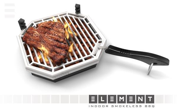 An indoor grill that actually grills