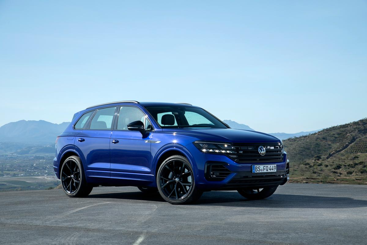Volkswagen reveals the all-new Touareg R