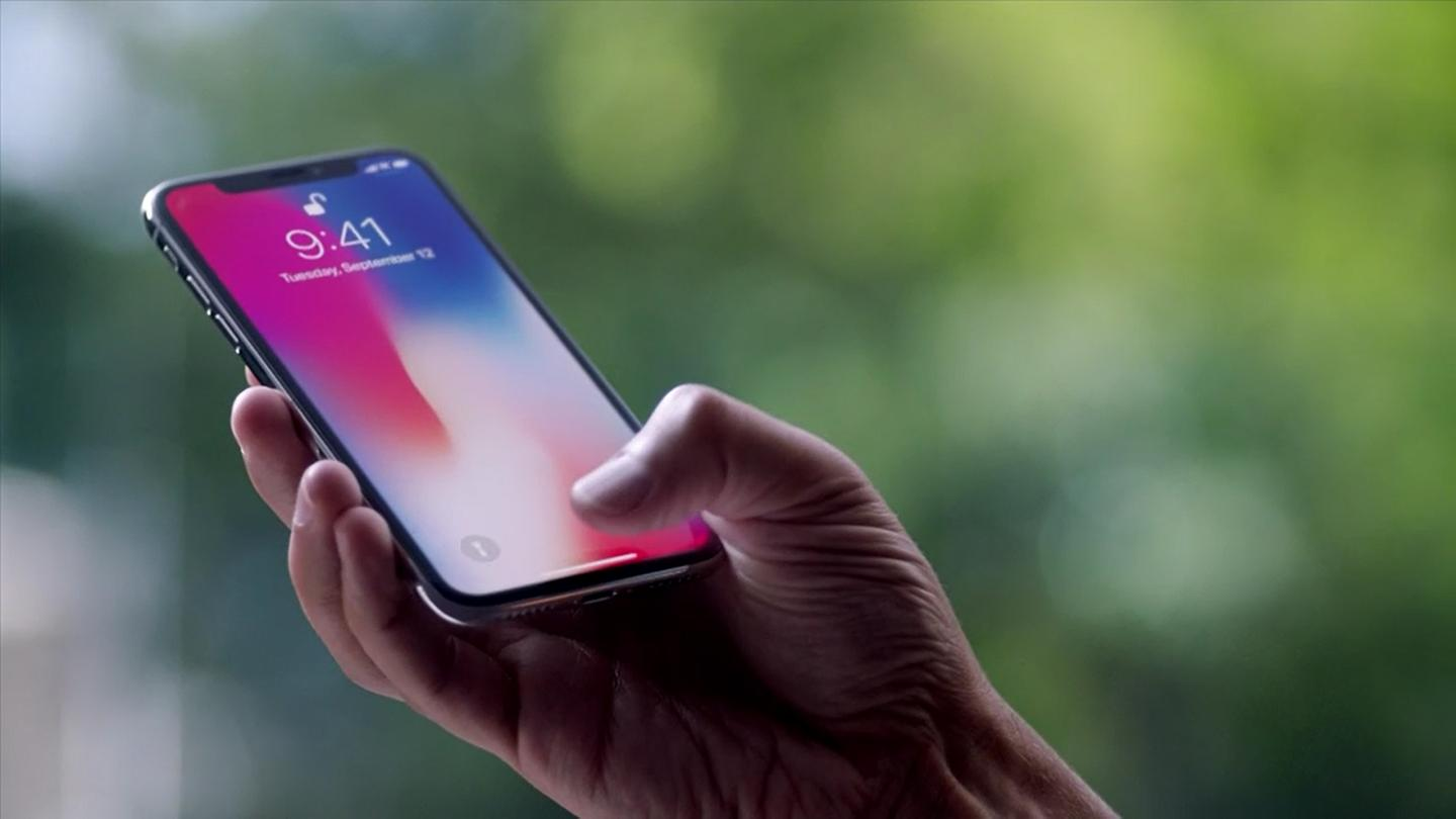 Apple says the iPhone X is the future of smartphones