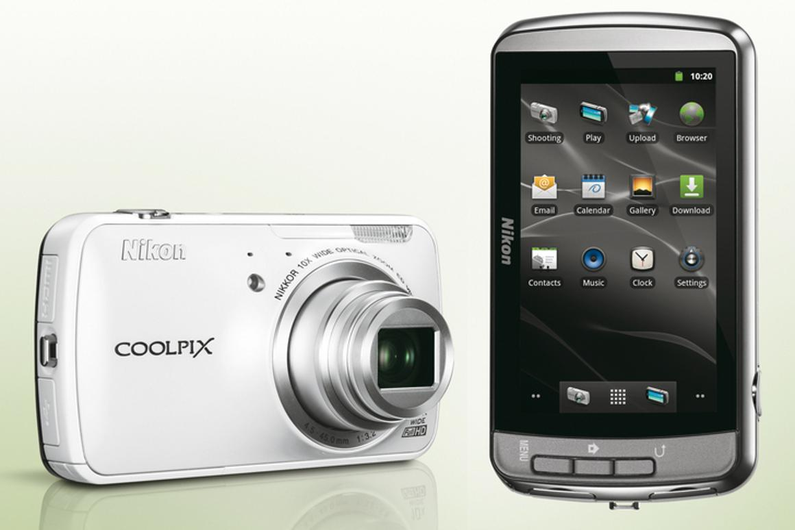 """Having produced the Coolpix S800c, Nikon has experience of working with Android on a camera which could help it in creating a a """"non-camera consumer product"""""""