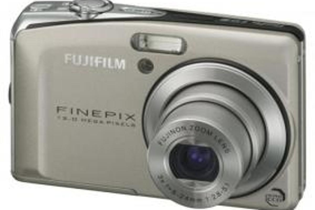 FinePix F50fd