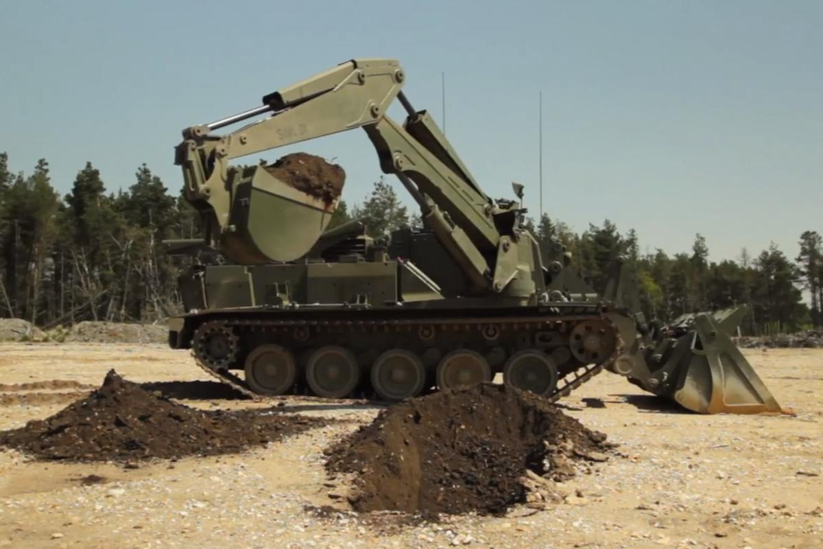 The British Army will eventually take ownership of 60 Terriers (Video grab: BAE Systems)