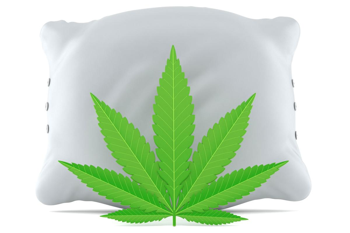 A small study suggests a proprietary THC/CBD formulation may help those with chronic insomnia