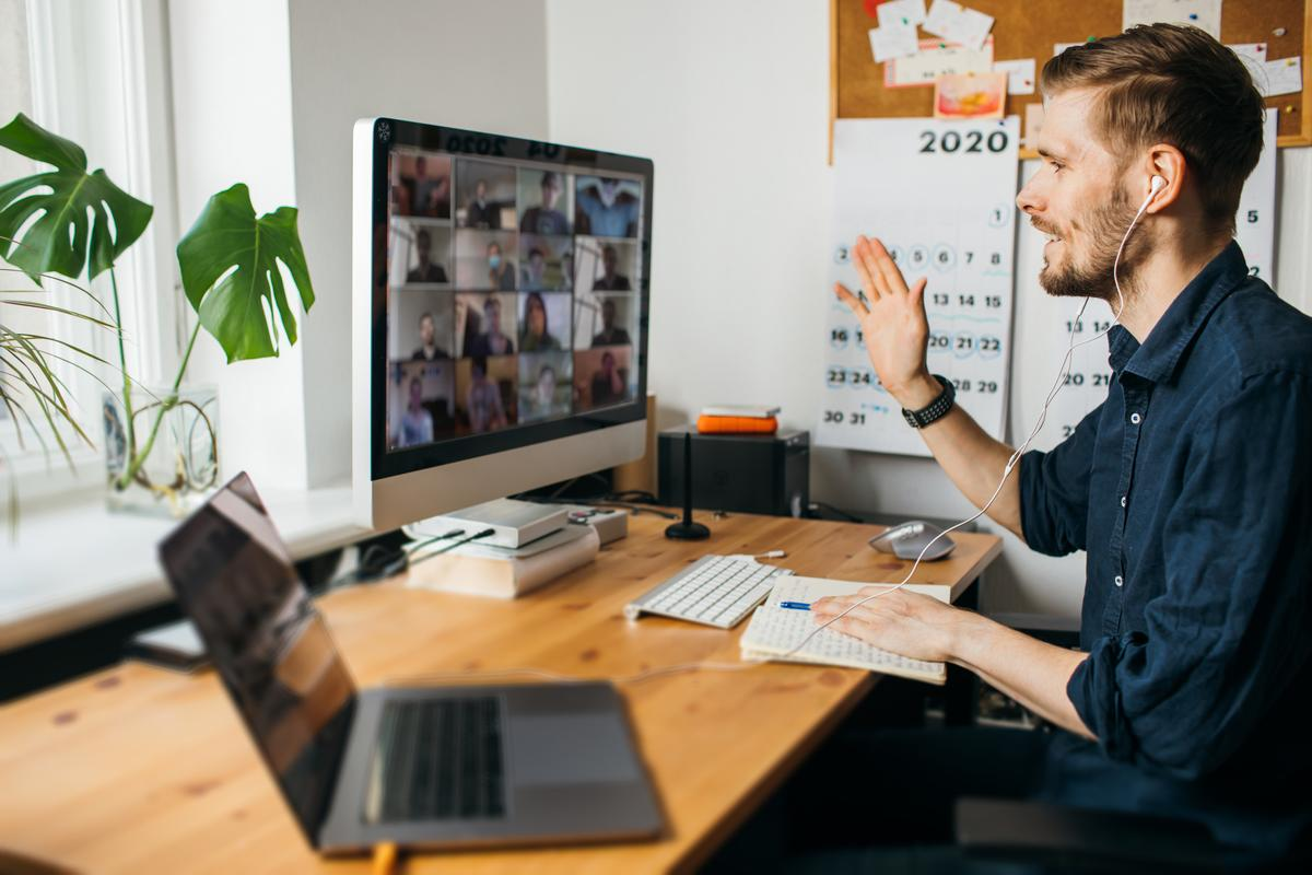 A four-week study found video meetings with cameras switched on led to greater fatigue and less engagement than meetings with cameras off