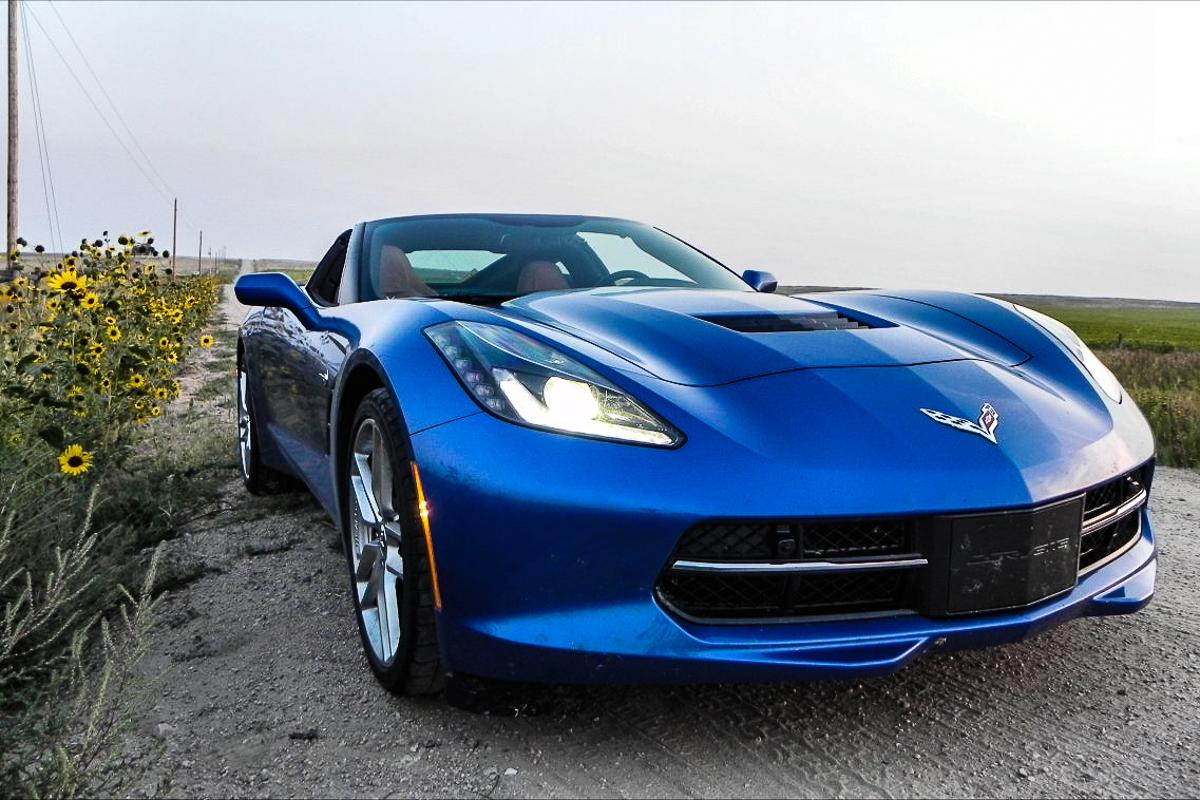 The 2016 Chevrolet Corvette Stingray is the best that American automotive has to offer the world
