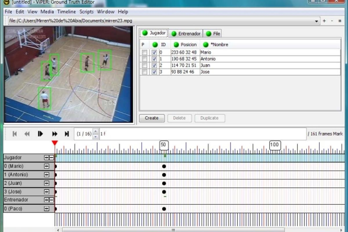 UC3M's technology analyzes the actions of players to determine which plays will work best