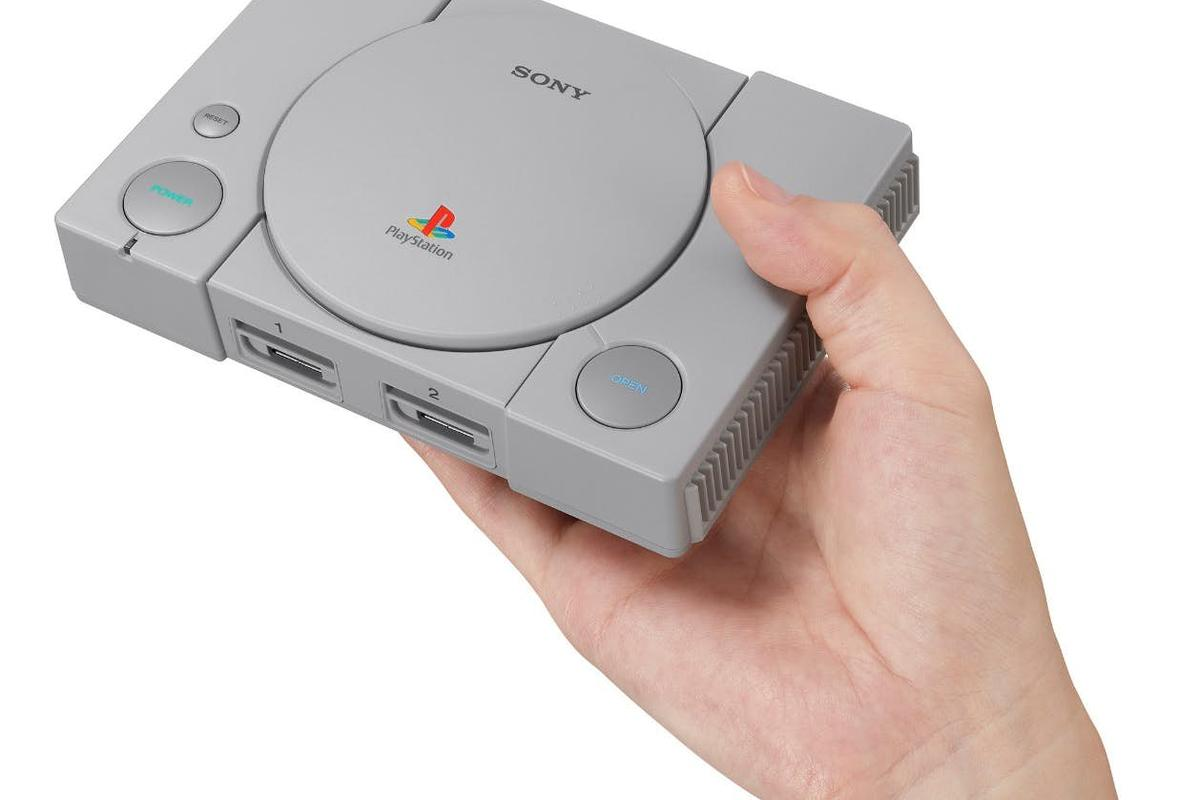 Sony's PlayStation Classic