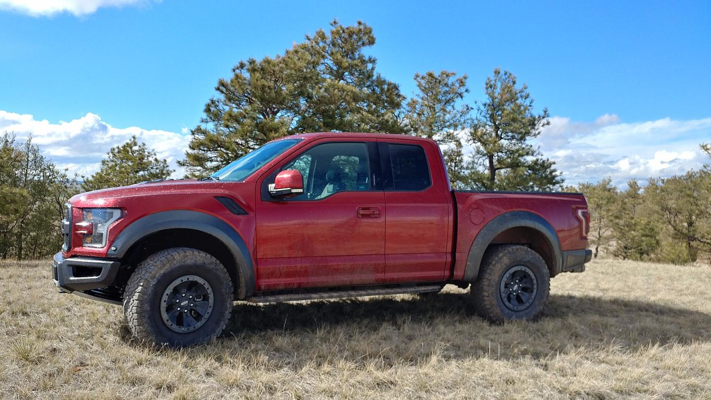 The Raptor is US$60k worth of fun times, give or take a few bucks