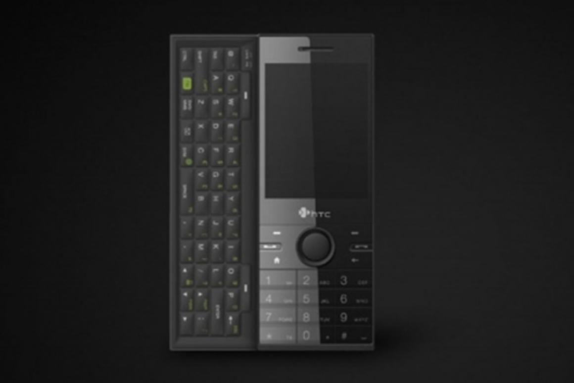 HTC S740 smartphone