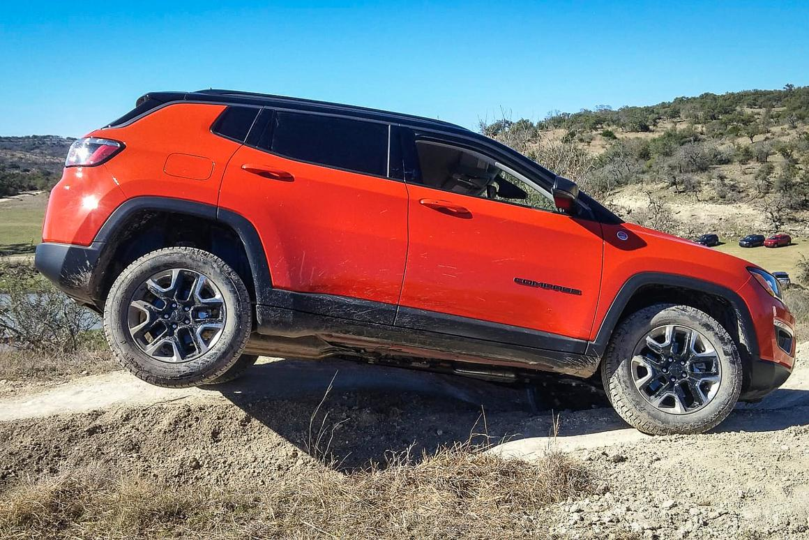 Jeep has a lot riding on the 2017 Compass, but we're glad to see that legendary Jeep capability isn't being pushed aside