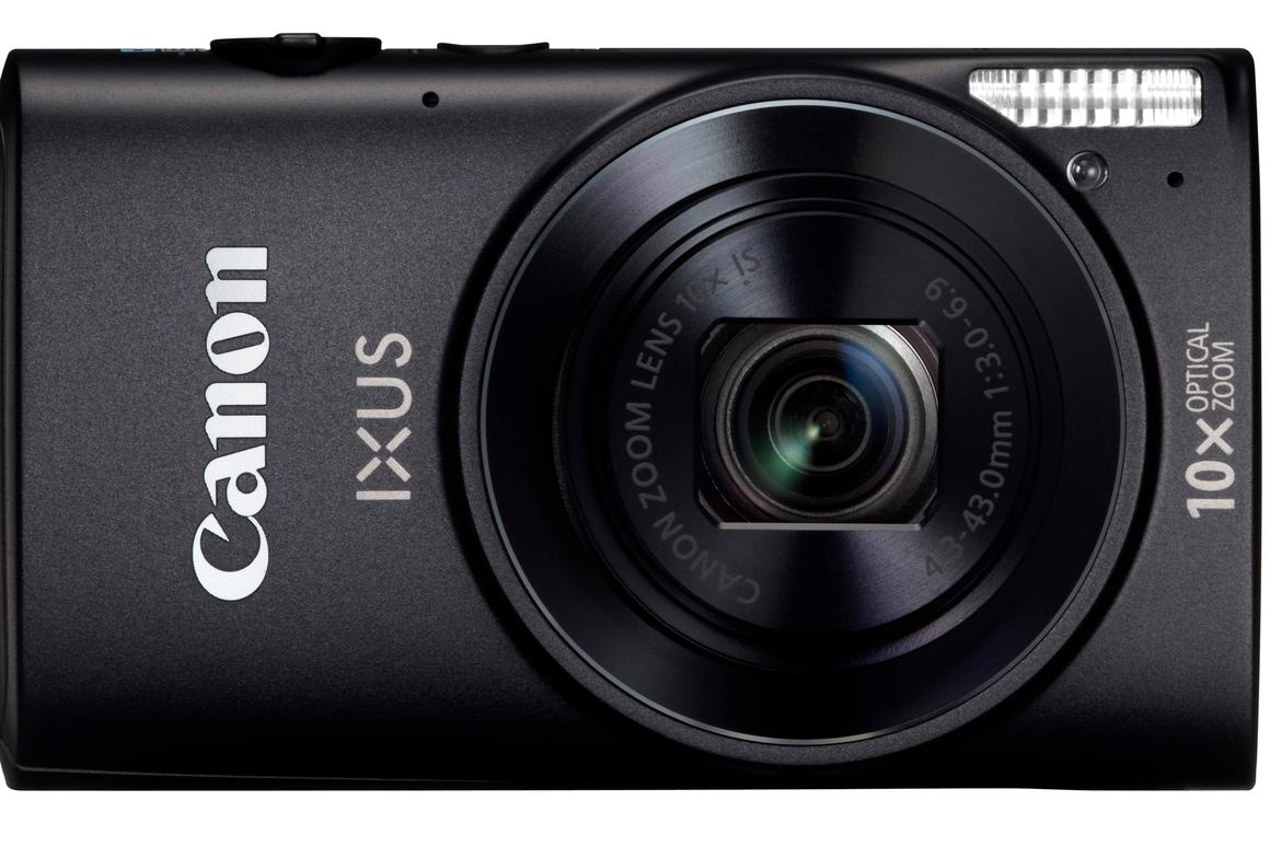 The Canon IXUS 255 HS (ELPH 330 HS) will be available in black, silver and pink